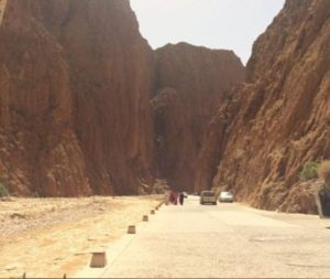 morocco view