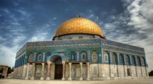 jerusalem mosque