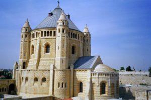 Jerusalem-Dormitio-Abbey