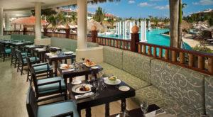 Paradisus restaurant