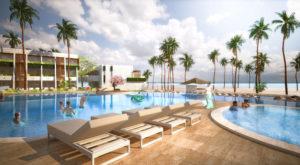 Punta Cana pools