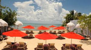 Resort on the beach