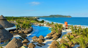 Pool at Iberostar Playa Mita